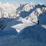 Vista Monte Bianco