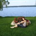 Me on Gull Lake