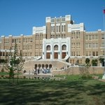 Little Rock Central High School of Civil Rights fame.