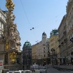 The Graben, another main shopping street