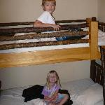The kids LOVED the cabin suite and we were upgraded for free!