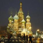 The famous Kremlin