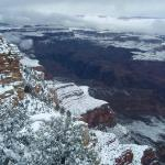Grand Canyon North Rim ภาพถ่าย