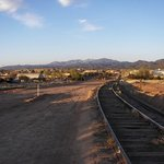 incomplete Sante Fe Rail Trail