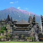 Bersakih temple, and Gunung Agong