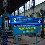 Budapest Western Railway Station Photo