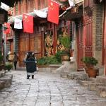 Old Town of Lijiang - China ภาพถ่าย