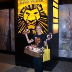 Lion King Broadway Musical...absolutely amazing!!!