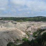 Amber mine, Yantarny