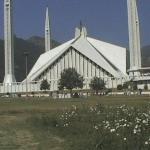 moschea di Shah Faisal Islmabad