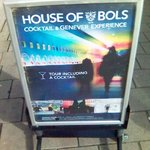 Photo of House of Bols, the Cocktail & Genever Experience