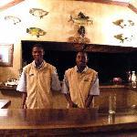 Kingsley & Teddy