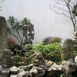 Shi Zi Lin (Lion Grove Garden): One of Suzhou's 4 greatest gardens. Rock formations are shaped l