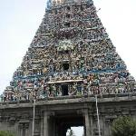 Hindu Temple in Chennai