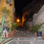 La scalinata