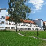 The Lipno Lake Resort