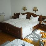 Hotel Van Bebber, Xanten, Bedroom