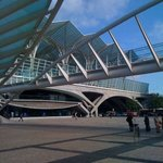 Estacao Gare do Oriente ภาพ