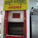 Photo of Yonah Schimmel's Knishes Bakery