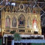 Santa Croce (altare principale)