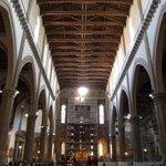 Santa Croce (soffitto ligneo)