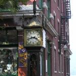 Steam Clock in Gas Town Vancouver