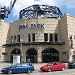 PNC Park home plate entrance