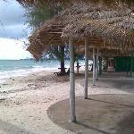 crowded beach !