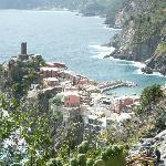 Vernazza, un des villages des 5 Terre