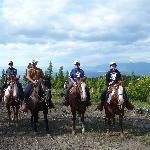 Family Horseback Ride