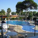 Hotel Haiti Pool