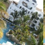 Our hotel in Cabo