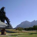 Cerro de la Silla desde Parque Fundidoda