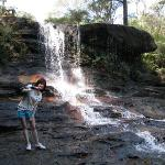 @ Blue Mountains.....found a lil' falls