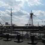 USS Constitution, launched in 1797. What nice warship!!