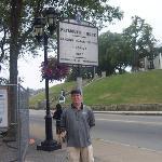 Plymouth Rock ภาพถ่าย