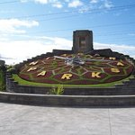 Floral Clock Photo