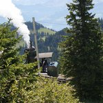 Rigi: historic railway