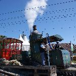 Rigi: historic railway