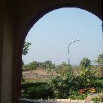 windows vew, Kohinoor hotel, Diu,