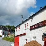 Edradour Distillery, Pitlochry.