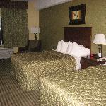 Room at the Days Inn
