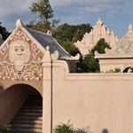 Yogyakarta - Palais