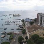 vistas desde el Elevador Lacerda  Salvador de Bahía