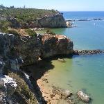 traumhafte Ausblicke über die Felsalgarve