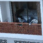 Balcones rotos