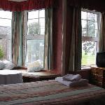 Portland Arms Hotel Room 15