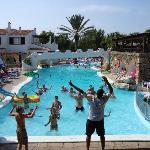 main pool daytime fun