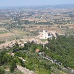 Beat that view from the top of Assisi!!!