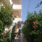 Entrance to Sofi Beach Studios